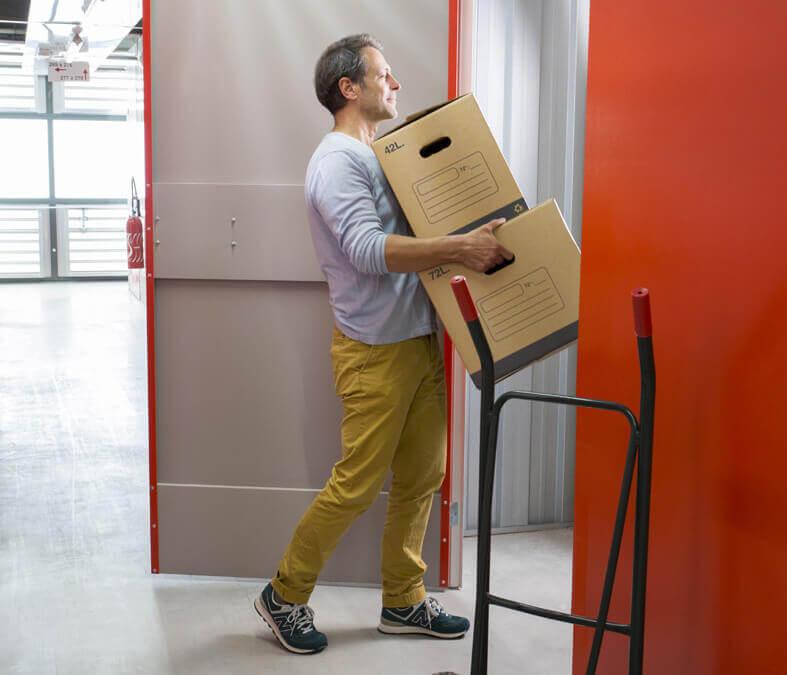 Stockage box professionnel