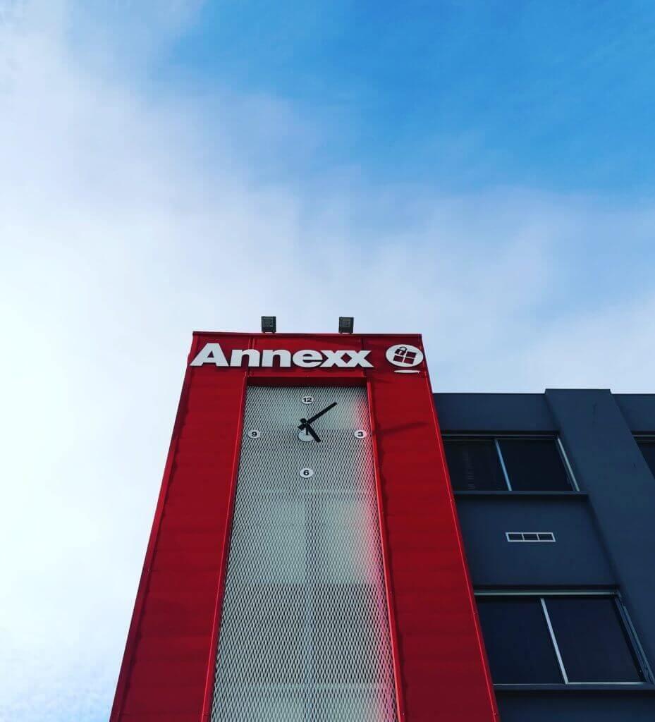 Histoire Annexx Business Service